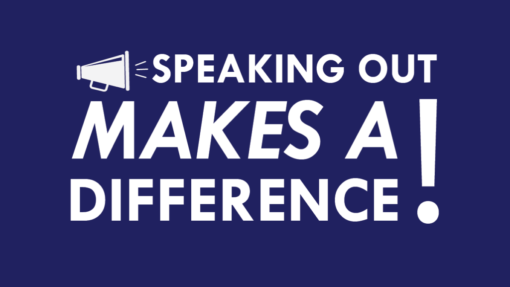 Speaking Out Makes A Difference: CMS Announces Changes to