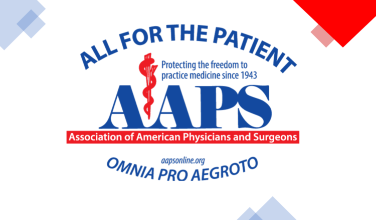 AAPS unterstützt das Recht, den COVID-19-Impfstoff abzulehnen