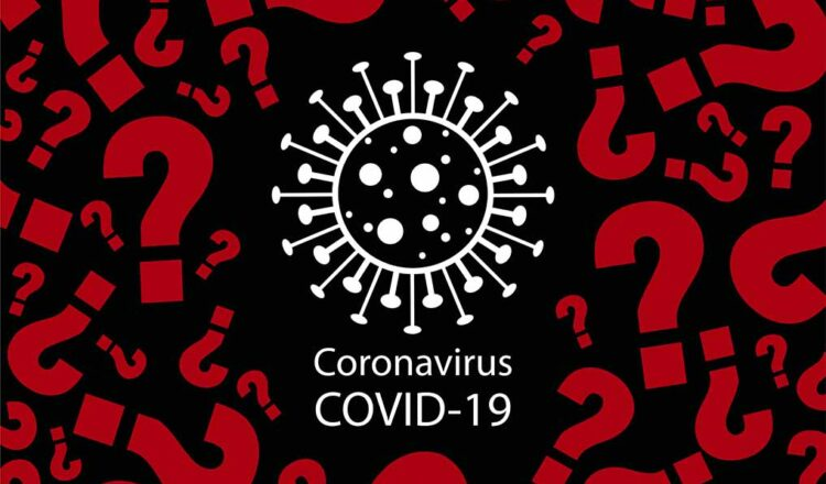 Covid-Zufall